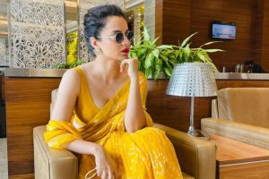 Kangana Ranaut's 'Thalaivi' postponed amid Covid second wave