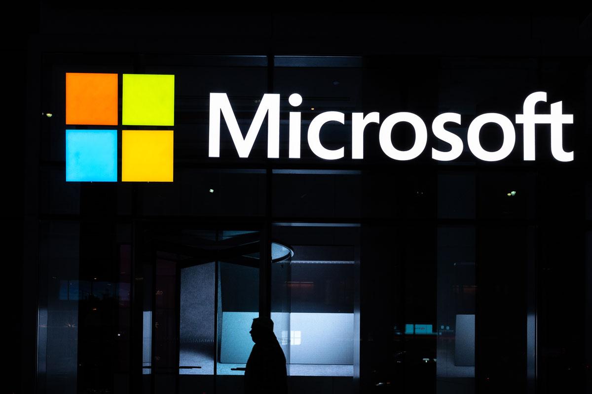 Microsoft, Intelligent Cloud, PC sales