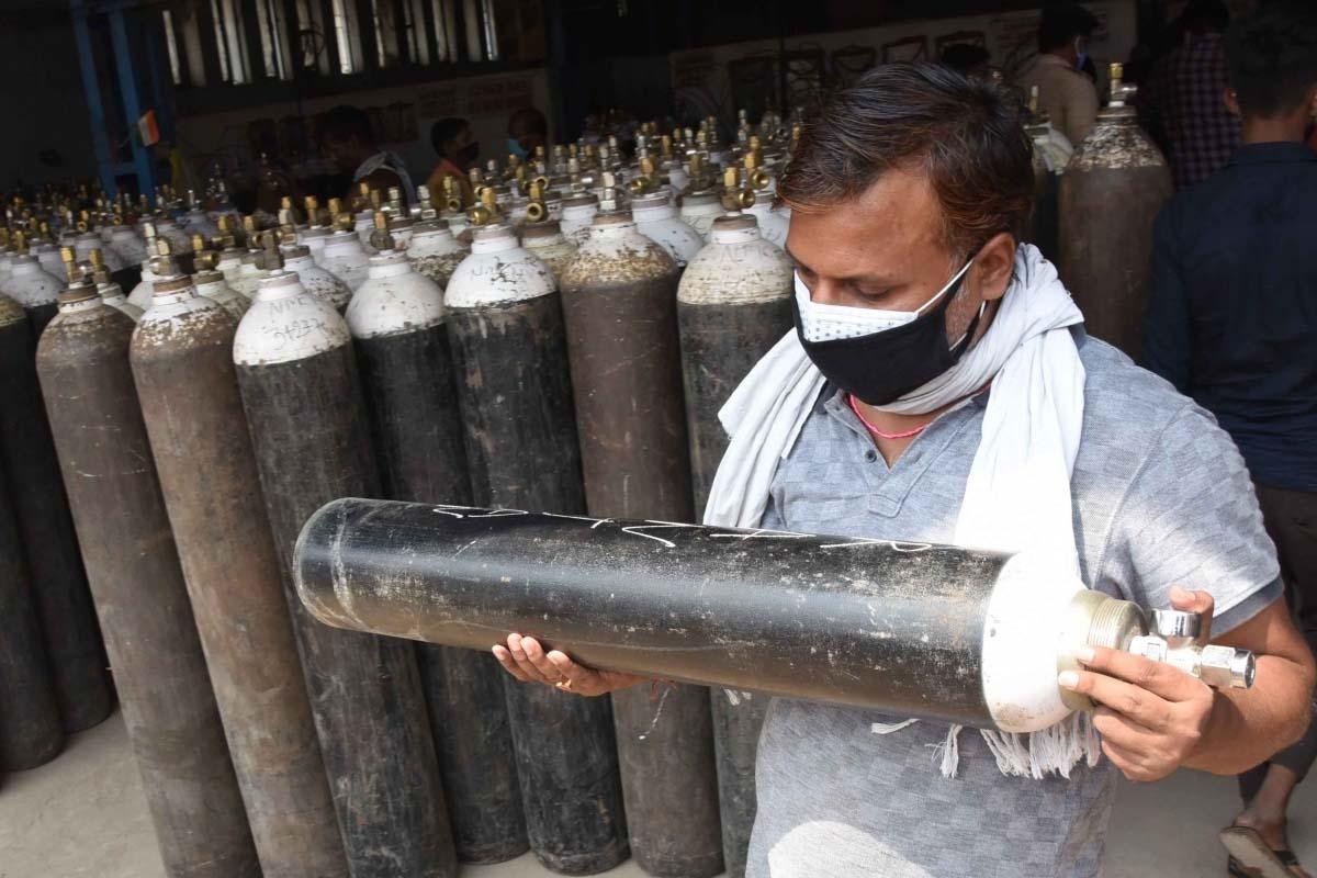 oxygen plant blast, Kanpur