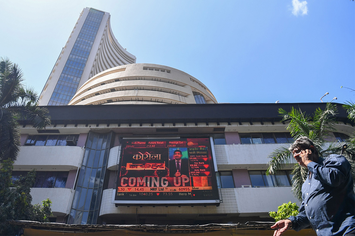 Domestic markets, Sensex, Nifty