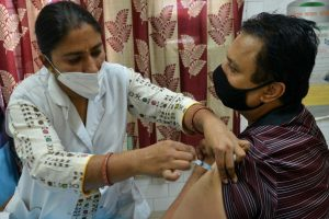 Over 2.45 cr beneficiaries register for vaccination