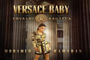 Urvashi Rautela tried adding Bollywood elements to her international album 'Versace Baby'