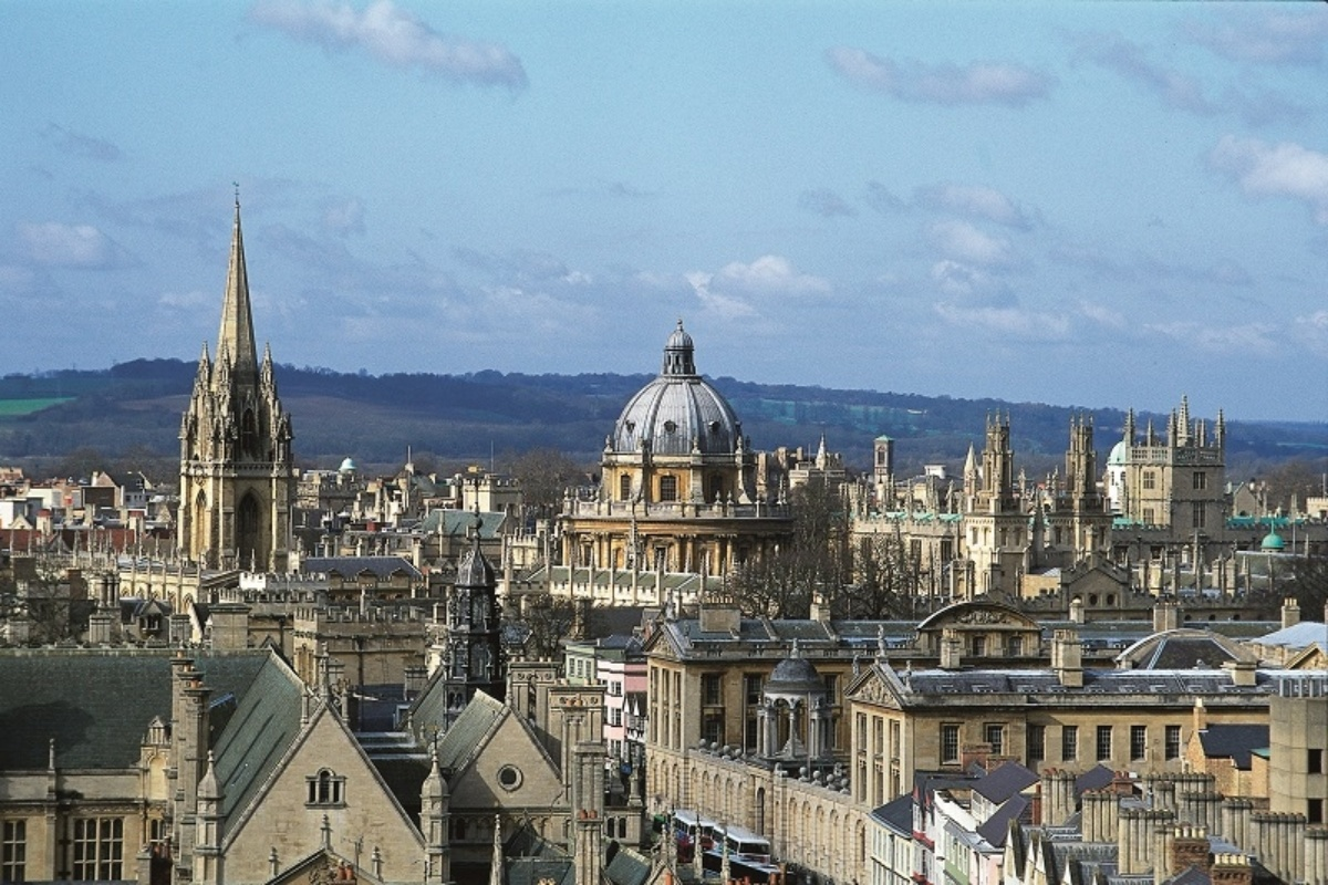 Oxford University, Pandemic, Science Centre