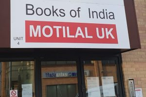 'Books from India are my gift to the world'