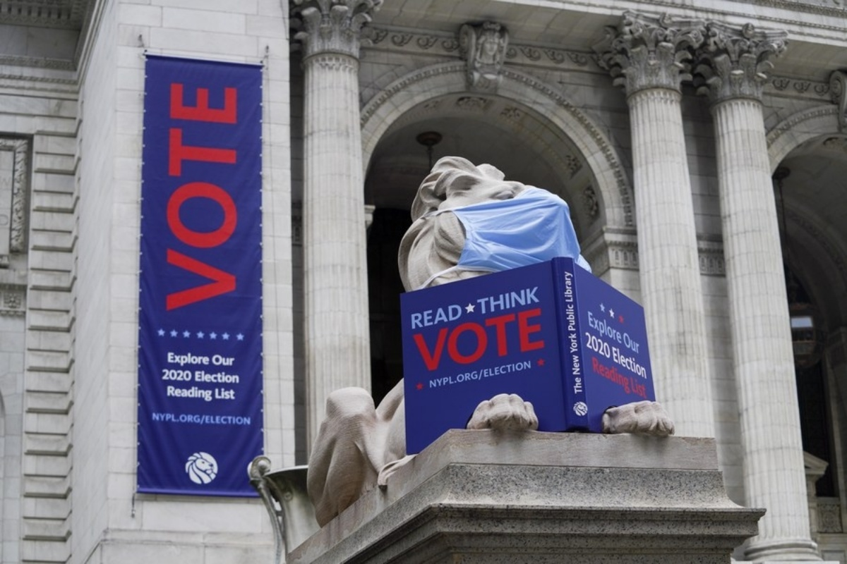 Indian-Americans, 2020 polls, Asian Americans and Pacific Islanders