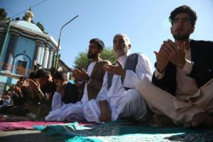 On occasion of  Eid, Taliban declares ceasefire