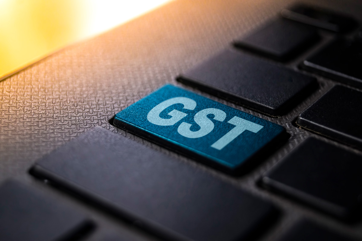 GST collection, GST, SGTS, CGST