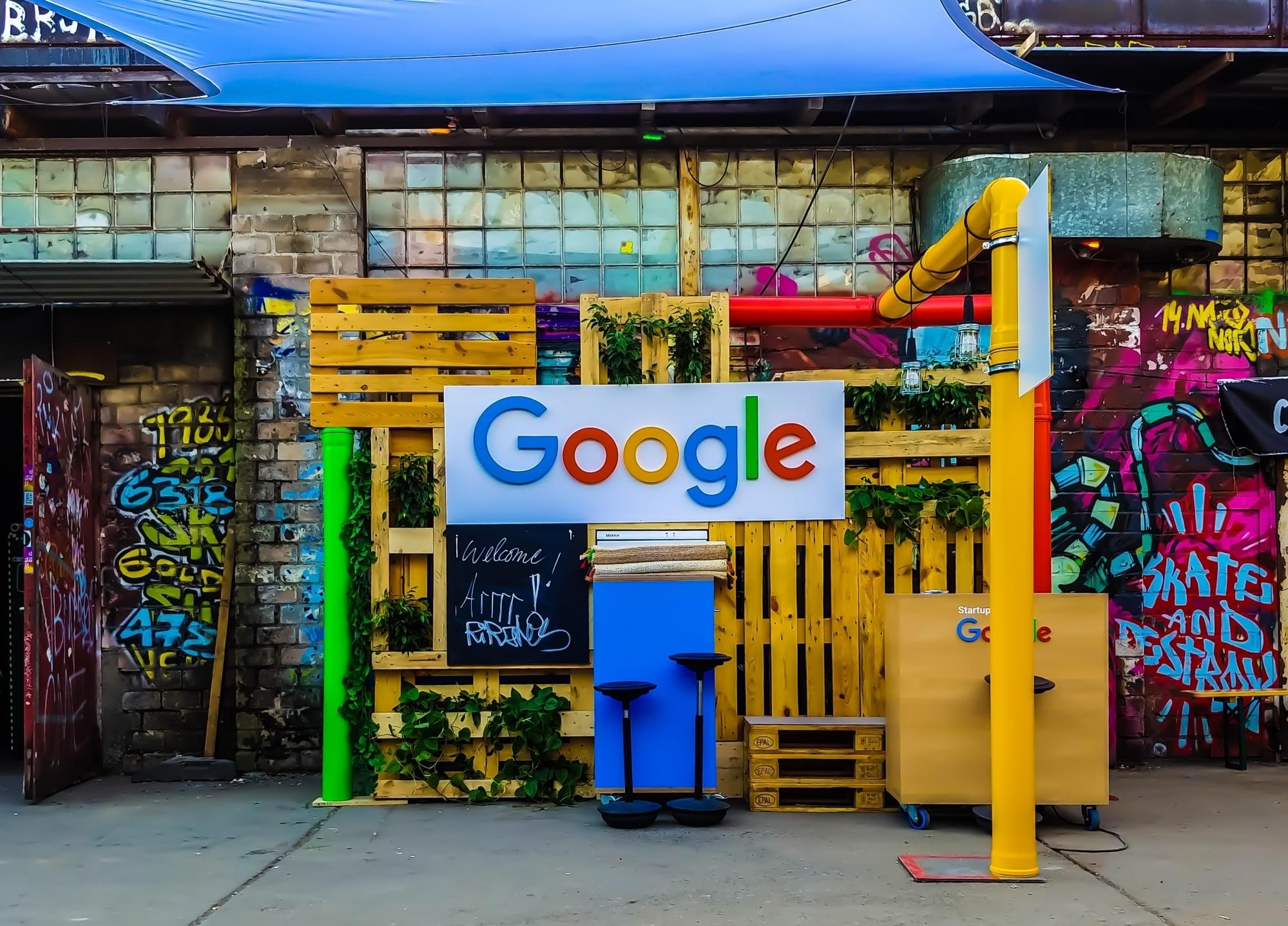 hybrid workplace, Google
