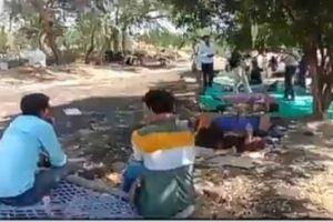 Madhya Pradesh shocker: Patients in fields, IV bottles hang from trees