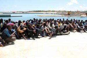 Europe migrant crisis: Over 2,000 reach Mediterranean island by boat