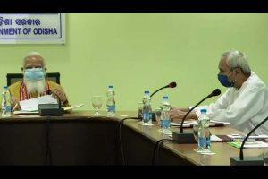 PM Modi arrives in Odisha, reviews post Cyclone Yaas situation