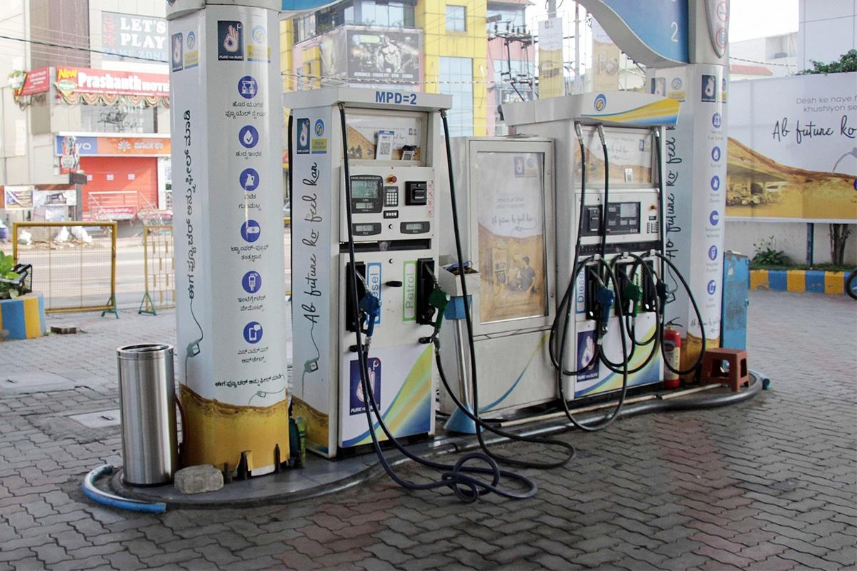 Petrol price, Oil companies