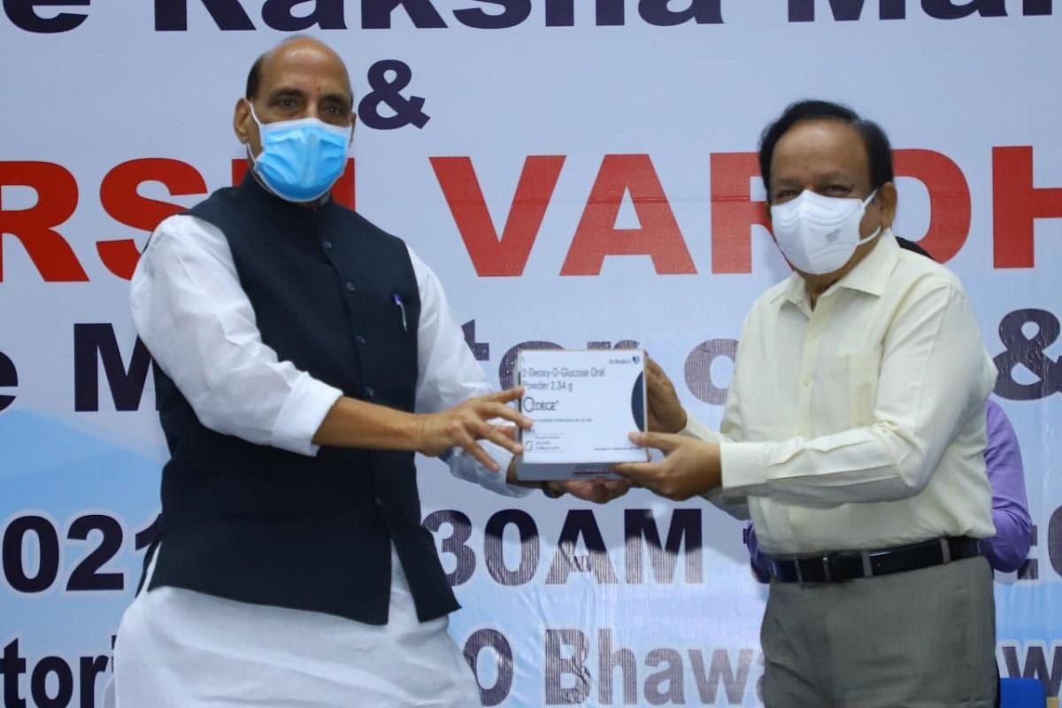 2-DG, Delhi hospitals, anti-COVID-19 drug, DRDO