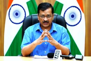 Kejriwal announces Rs 5K aid to auto, taxi drivers; free ration up to 2 months to cardholders
