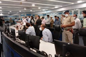 Haryana CM inaugurates Integrated Command and Control Centre Gurugram for managing COVID