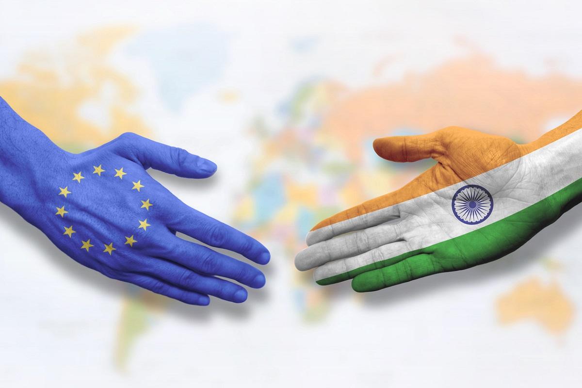European Commission, Ursula von der Leyen, Narendra Modi