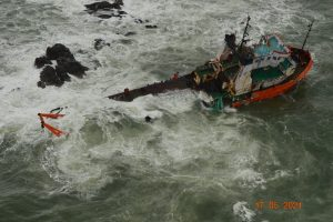 Cyclone Tauktae: Indian Navy engages in multiple search and rescue missions along West Coast