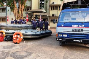 Cyclone Yaas: Armed Forces commence preparations to mitigate impact