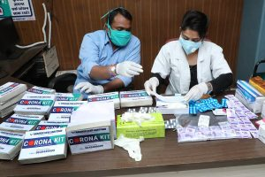 Narayan Seva Sansthan offers medicines kit for COVID-19 patients