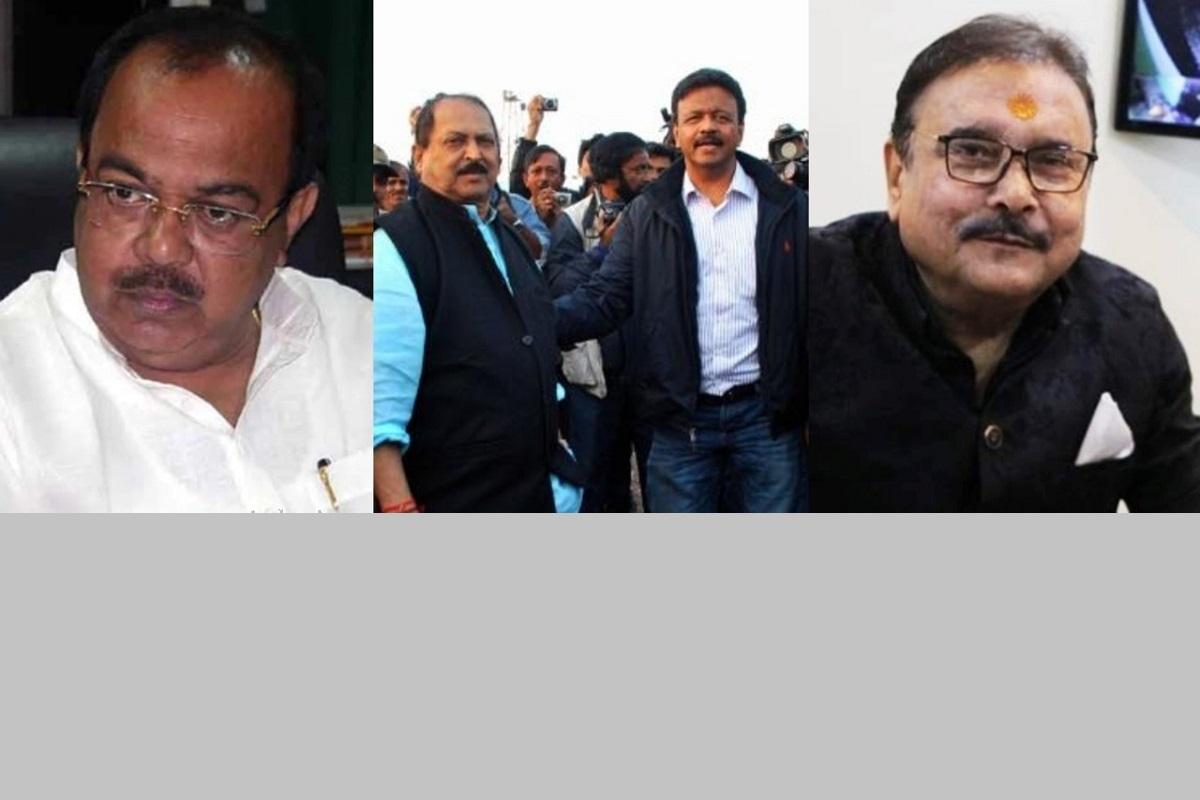 Narada, Subrata Mukherjee, Firhad Hakim, Madan Mitra