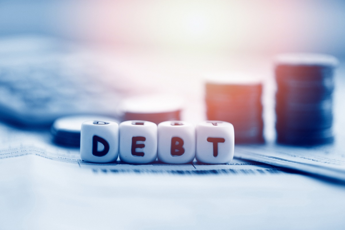 Debt in distress, judicial system, Indian banking system, financial system