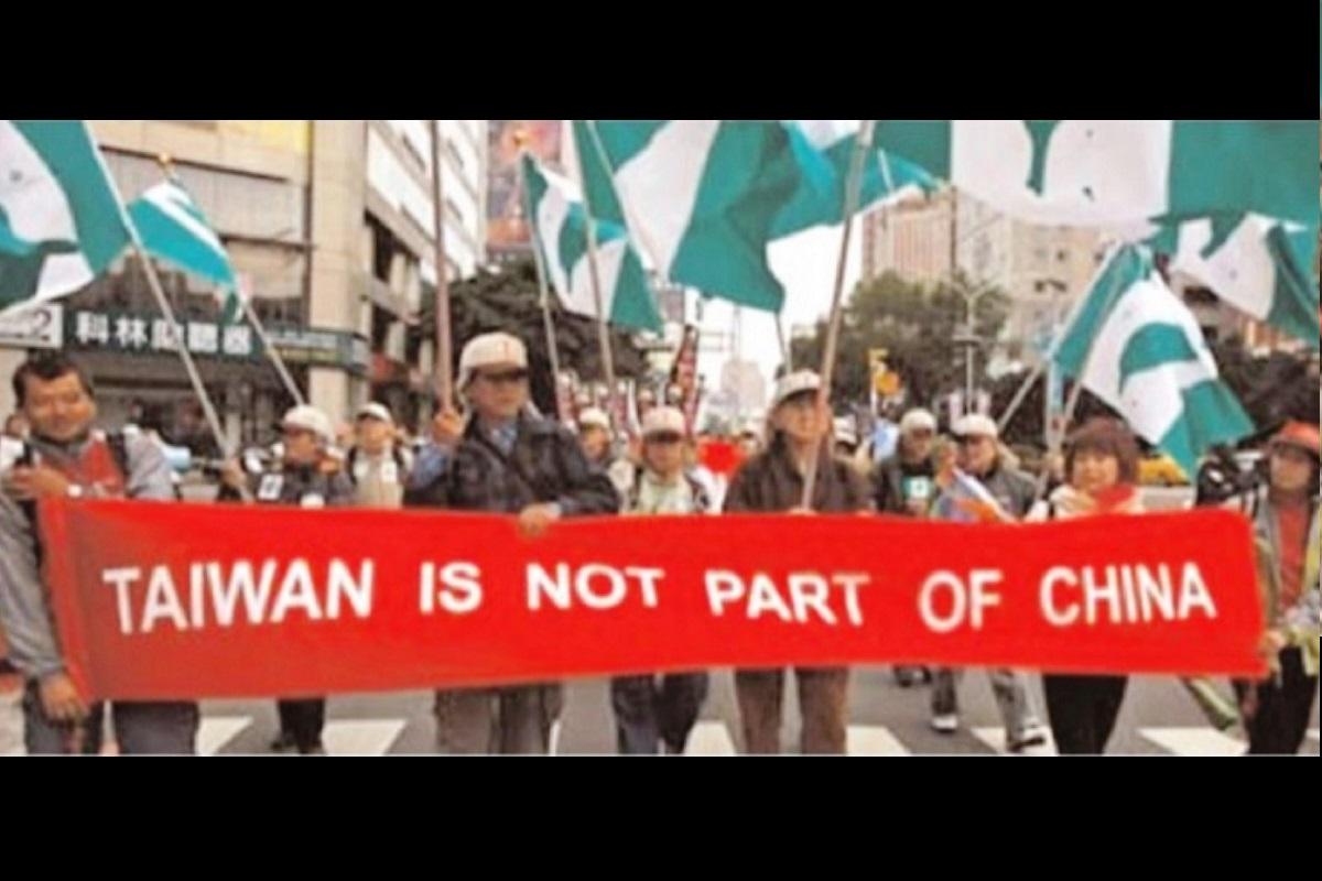 Support for Taiwan, China, India, Taiwan