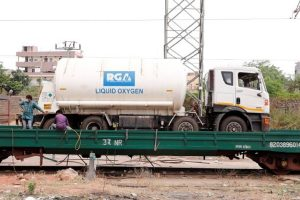Oxygen Expresses deliver more than 9440 MT of Liquid Medical Oxygen across India