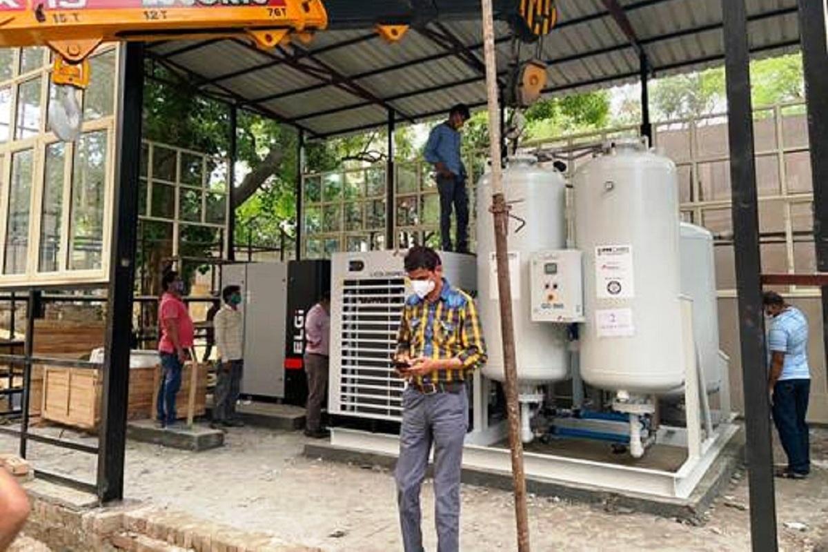 Oxygen plants, AIIMS, RML, DRDO, medical oxygen