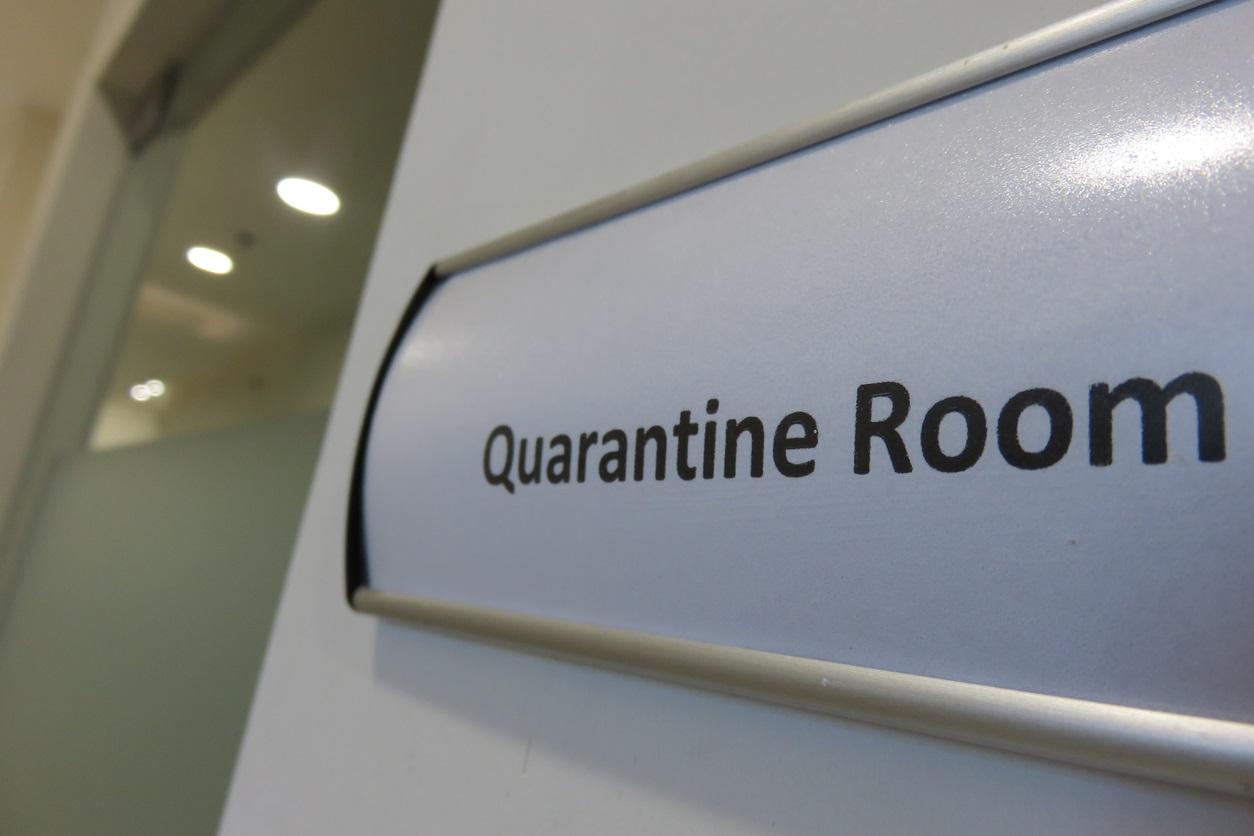 Quarantine, Andhra Pradesh, Telangana, Delhi Disaster Management Authority