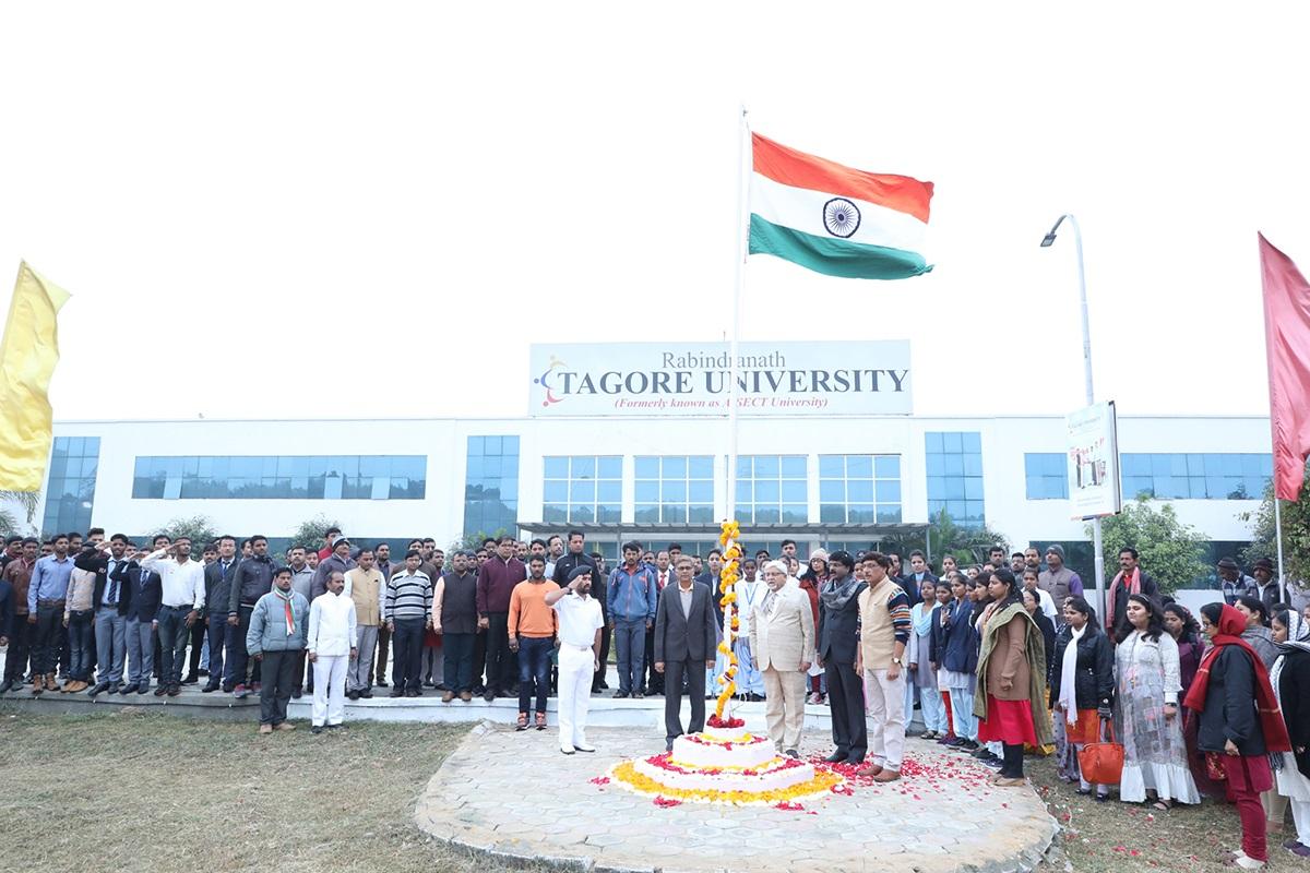 Rabindranath Tagore University, RNTU, AISECT Group of Universities, Shiksha Mitra Scholarship Scheme