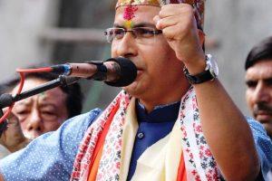Amid pressure on Bista, GNLF plans Delhi meet