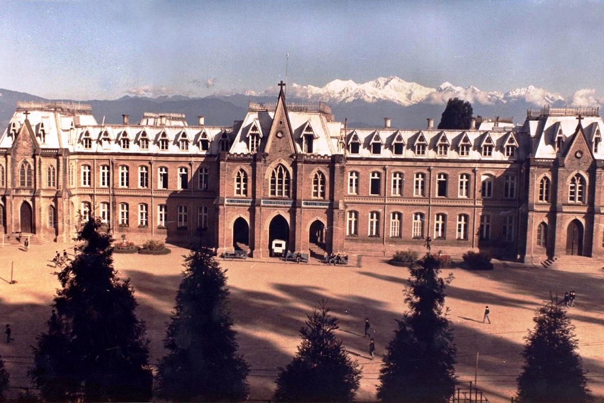 Darj Jesuit college, Covid patients, St Joseph's College Darjeeling