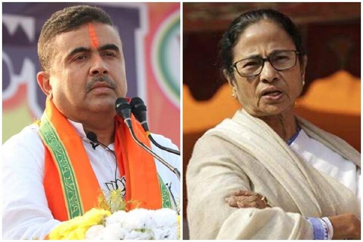 BJP, Suvendu Adhikari, Nandigram, Mamata Banerjee