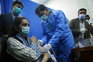 Telangana witnesses 4,801 new Covid cases, 32 deaths, to invite global tenders for Covid vaccine