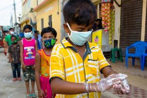 Deadly new surge in South Asia threatens to reverse global gains against COVID-19 pandemic and have disproportionate impact on children