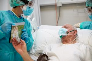 Software to help identify patients who may require ventilator support