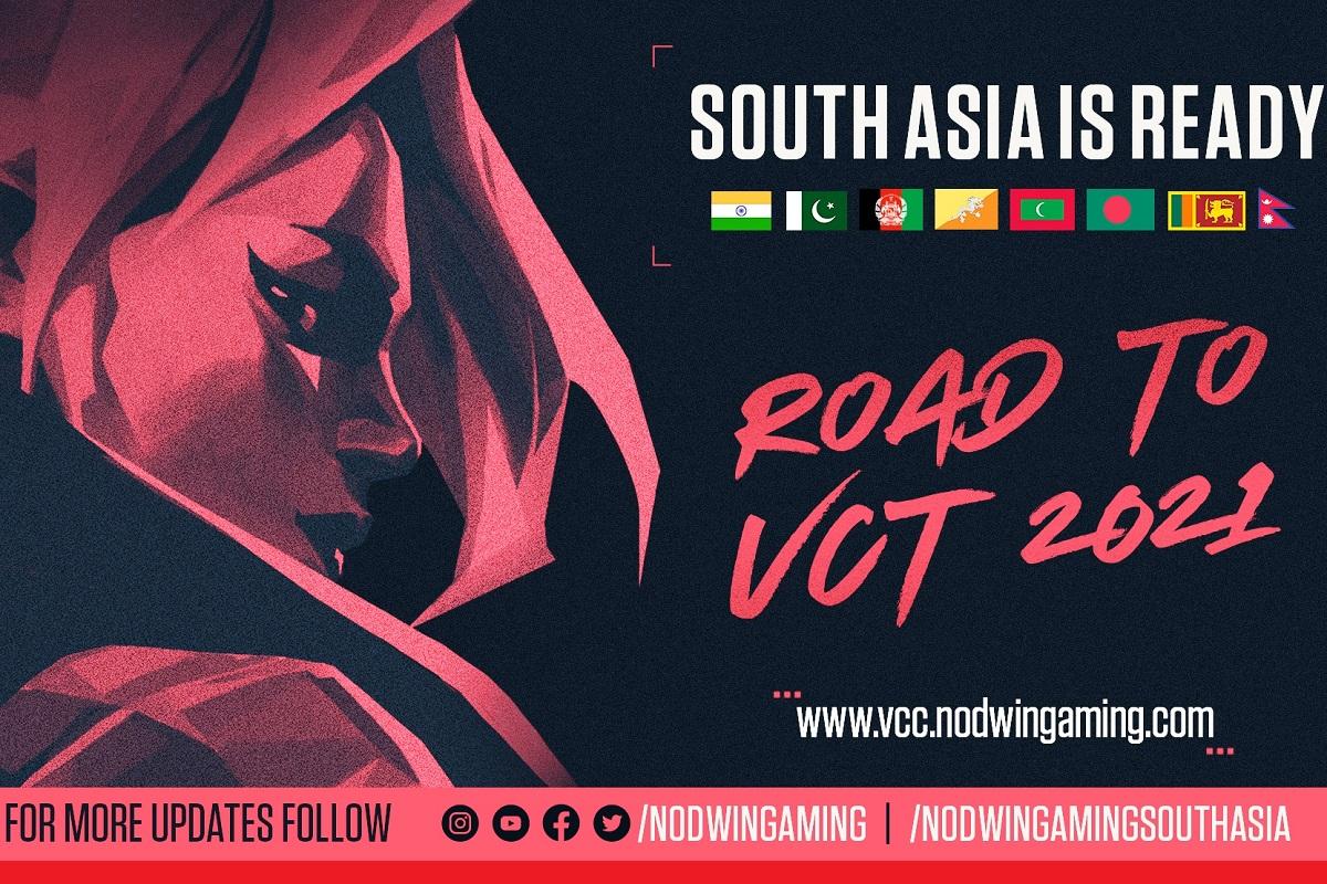 Nodwin Gaming, Riot Games, India, South Asia