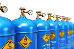 MMCH installs liquid oxygen tank