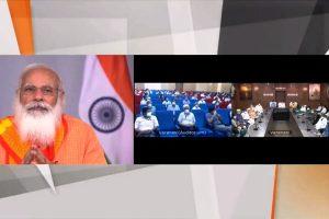 Jahan Bimar Wahan Upchar: PM Modi gives new mantra in COVID management