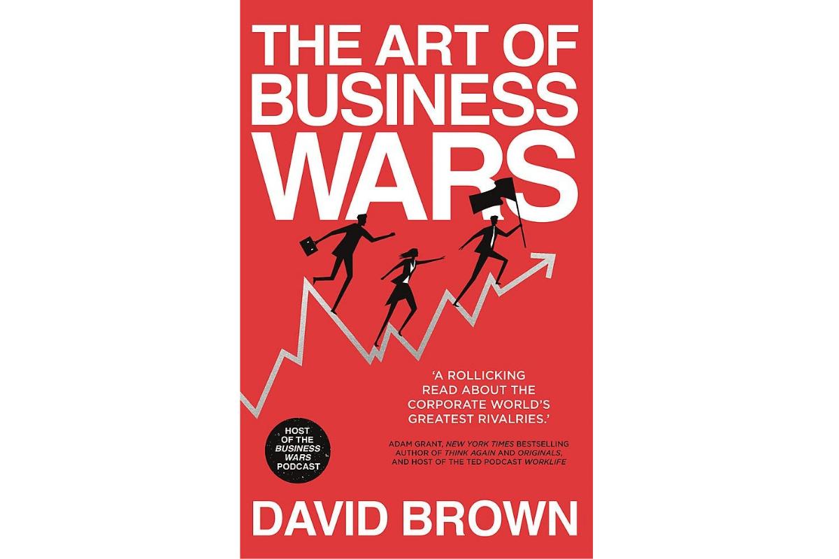 Sun Tzu's strategies, The Art Of Business Wars, New release, New Book on Business, Business strategies