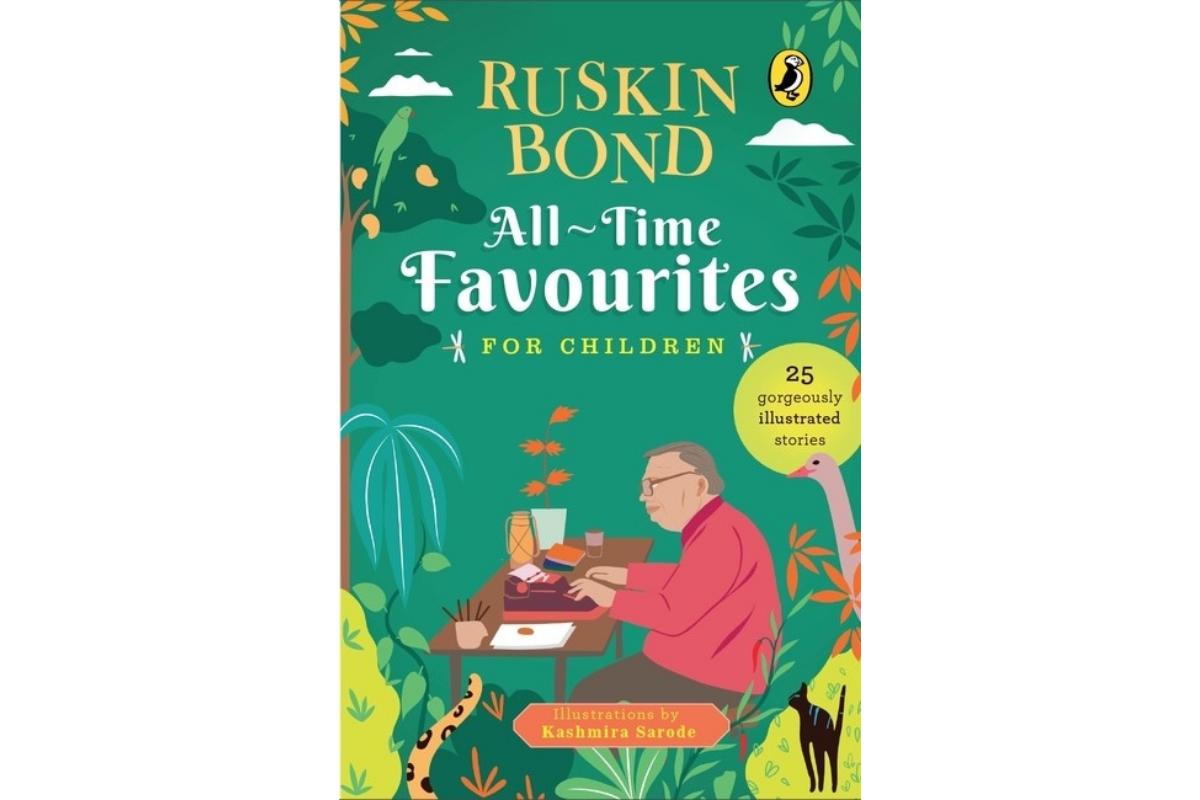 Ruskin Bond, 87th Birthday, Ruskin Bond Books