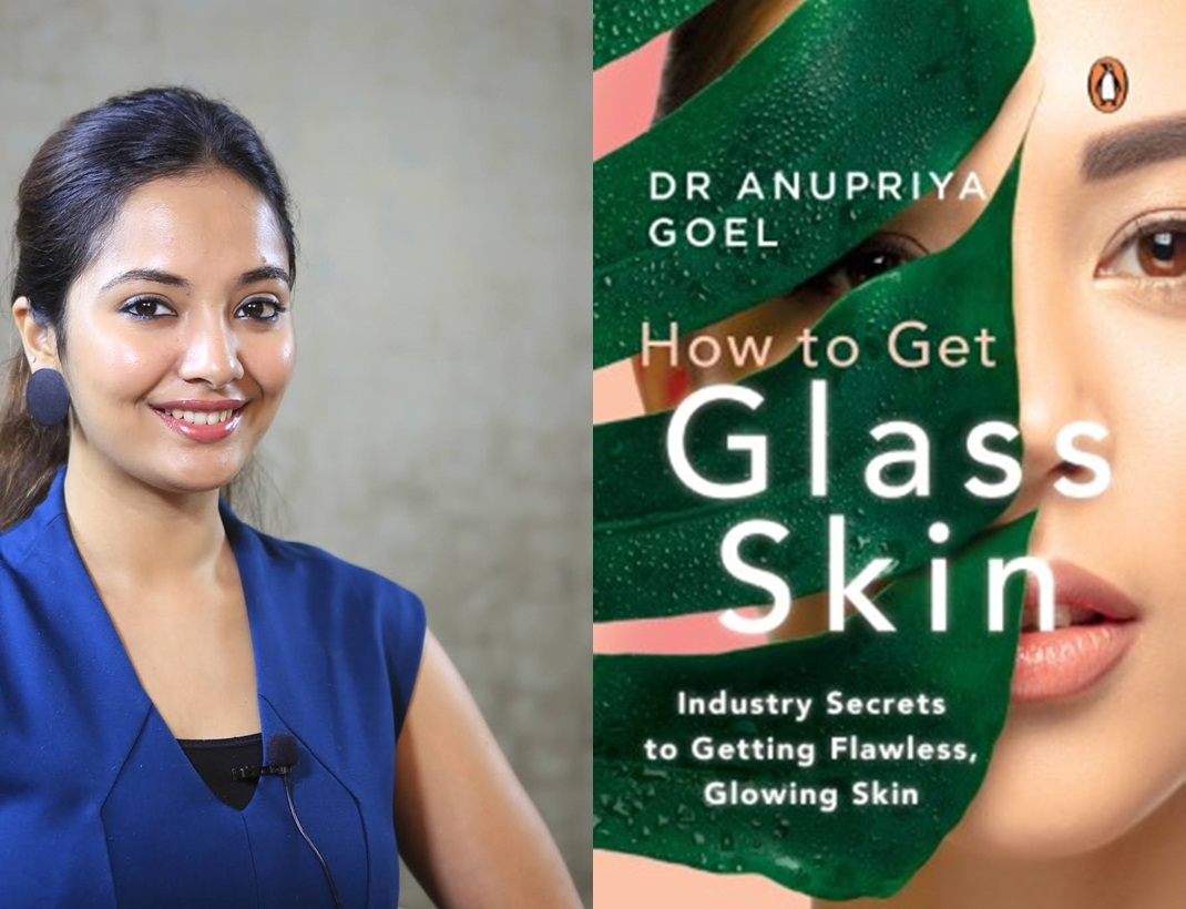 """""""With a step by step approach it has explained various skin types and conditions and the importance and science behind every skincare ritual. It also stresses on following your skincare routine consistently."""