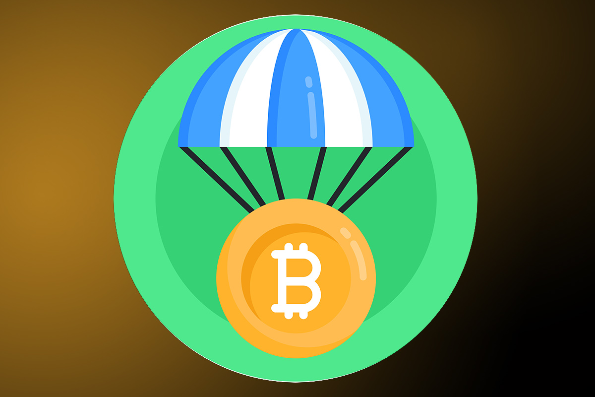 Cryptocurrencies, Airdrops