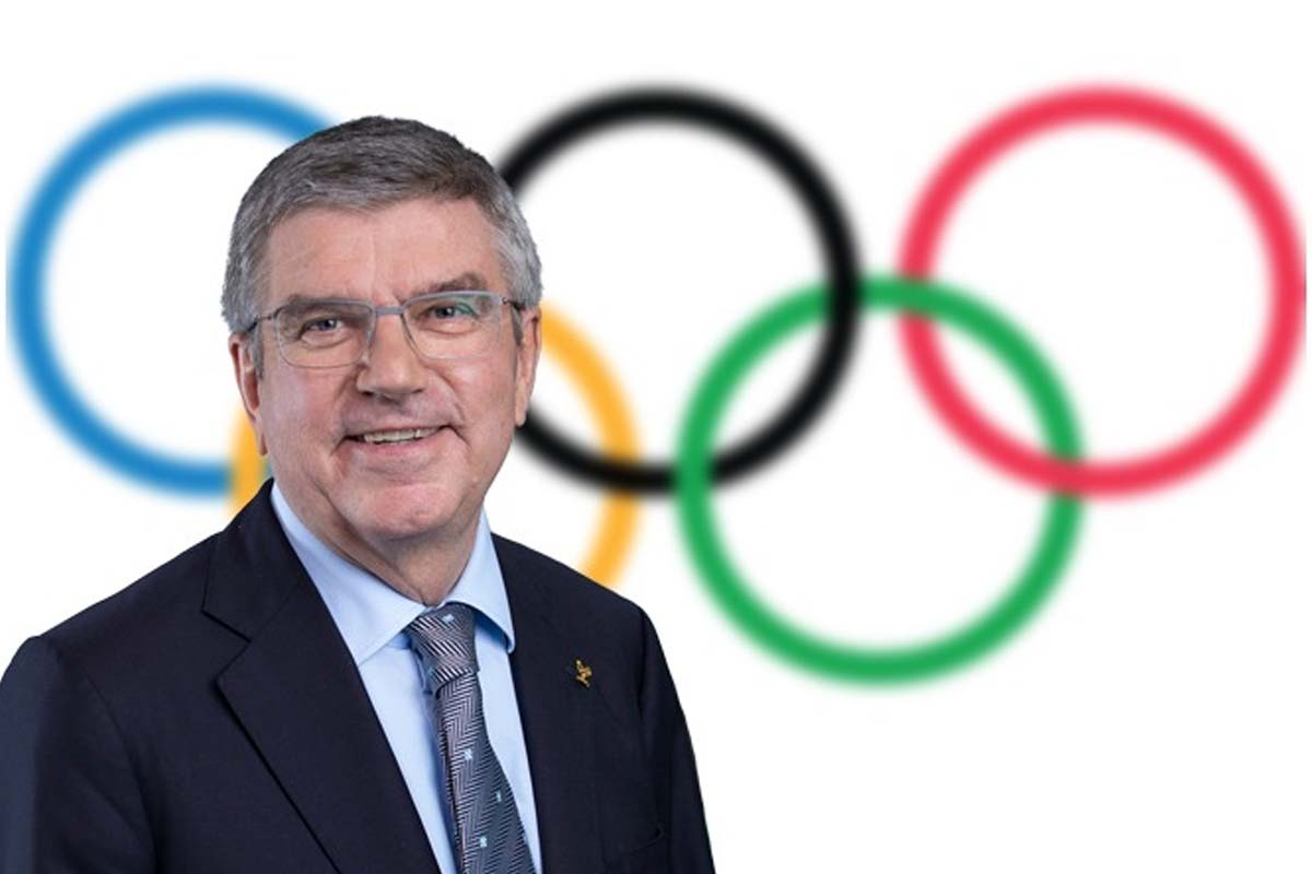 International Olympic Committee, President, Thomas Bach