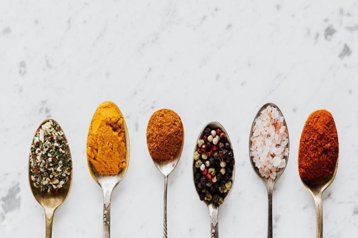 Importance of spices, food, sugar, spices, oil, health