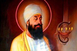 Ninth Sikh Guru Tegh Bahadur led a dharmic path