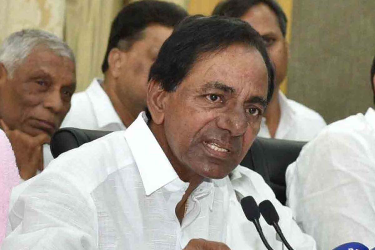 Telangana CM, K. Chandrasekhar Rao, Eatala Rajender