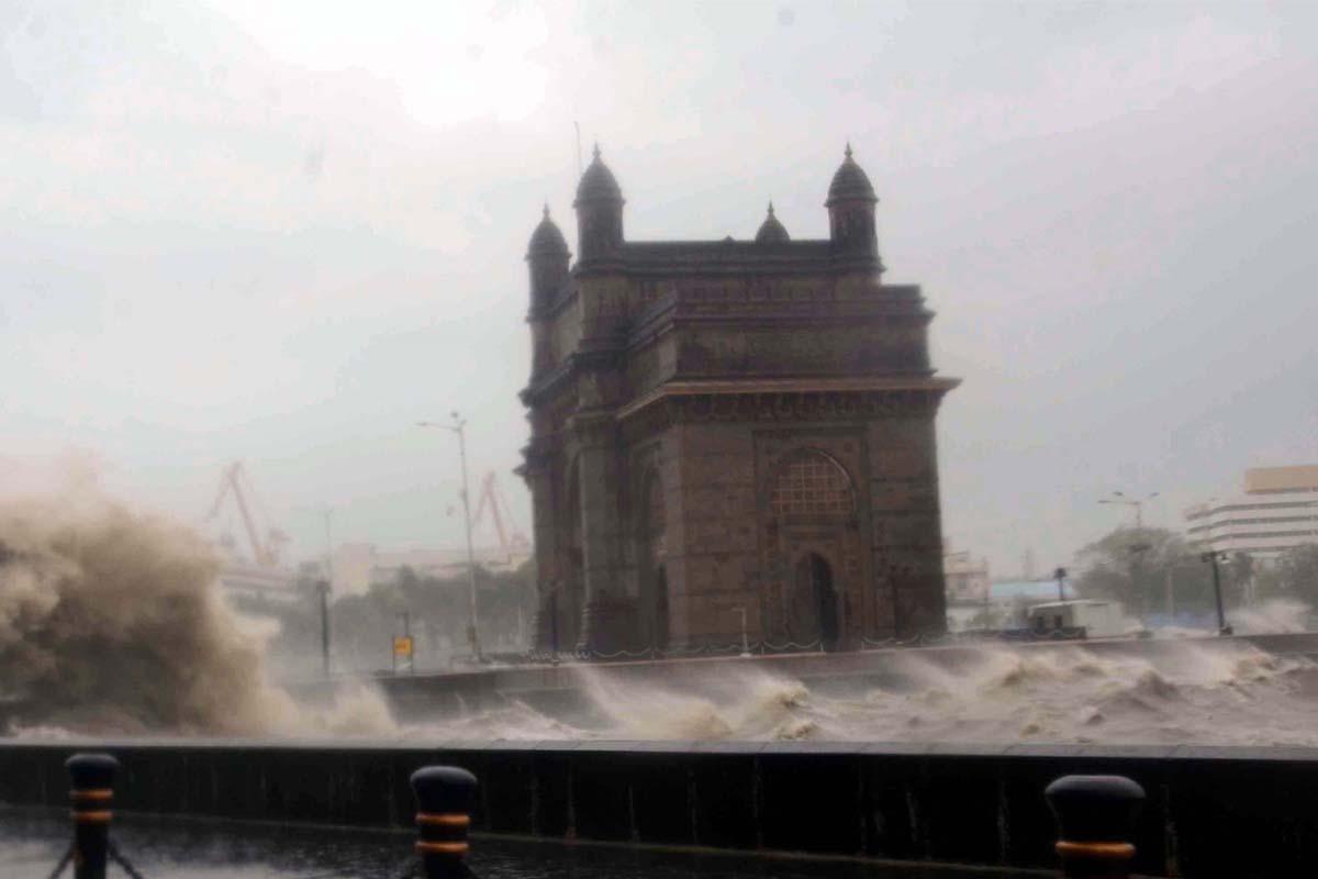 Cyclone fallout, Bombay