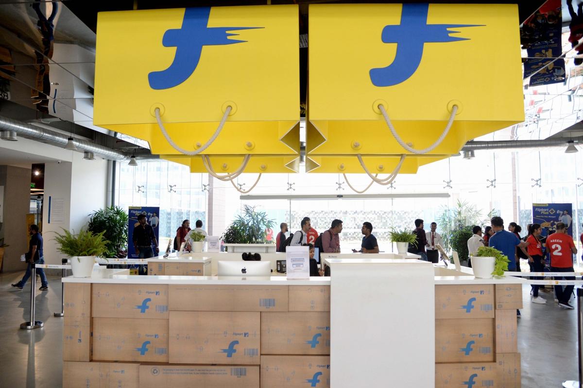 Flipkart, e-commerce marketplace, contactless doorstep delivery