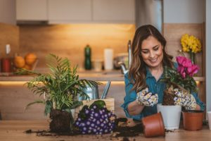 Can gardening be an effective way to fight depression?